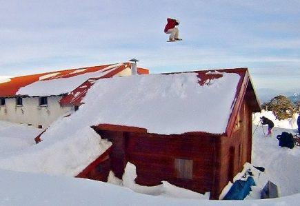 Vasilitsa-House gap